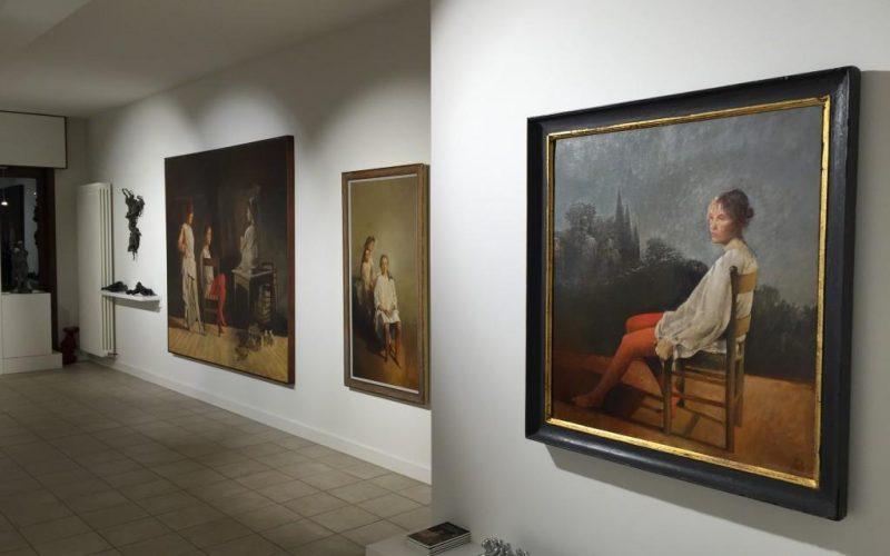 Galleria Nino SIndoni personale Giorgio SaIMG_3794-1024x768